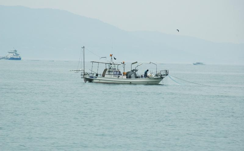 流し網漁業