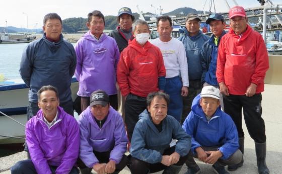 日生町漁協頭島西処理場